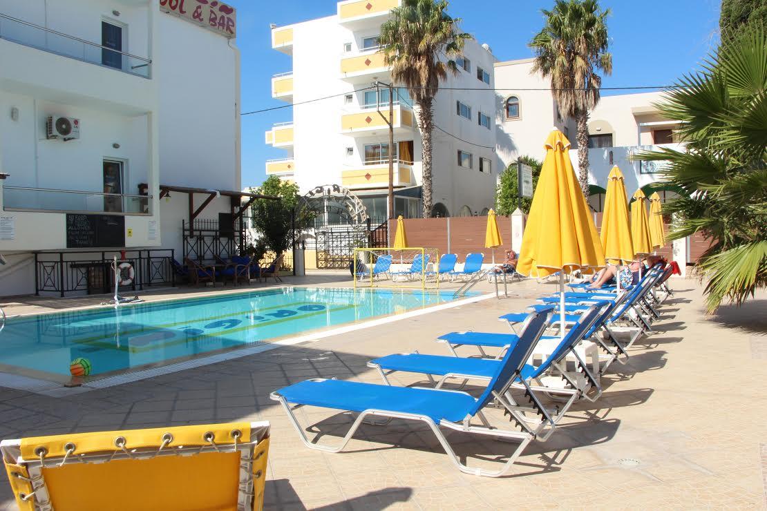 Origin Hotel Apartments Kardamena Kos